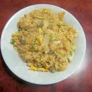 白菜漬の焼飯