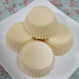 ムチっと美味しい☆豆乳ゼリー