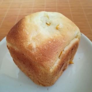 香ばしいコーンパン! ホームベーカリーで