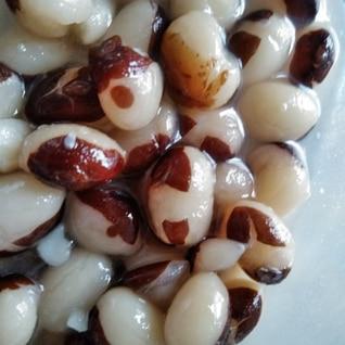 美味しいパンダ豆の甘煮