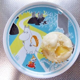 ★卵・乳不使用★ こどもが喜ぶ♪リンゴ蒸しパン♪