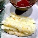さけるチーズde焼きチーズスティック☆爆速おつまみ