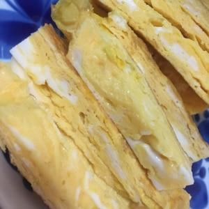 ☆★つまみ食い注意♪手巻き寿司用玉子焼き★☆