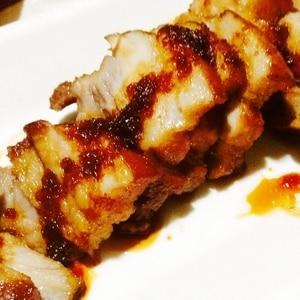 簡単美味しすぎの焼豚(チャーシュー)