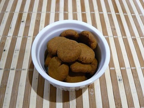ほとんどきな粉クッキー