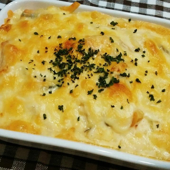 ドリア レシピ シーフード 定番洋食シーフードドリア