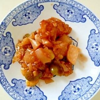 変り種 酢豚