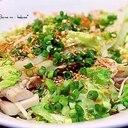 白菜ときのこの温サラダ