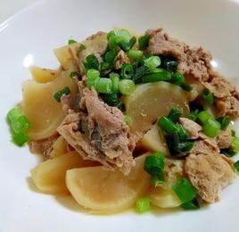 豚肉とかぶの煮物