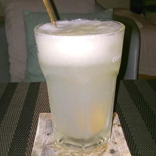 梨のカクテル