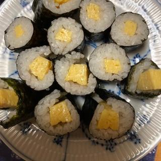 卵焼き海苔巻き