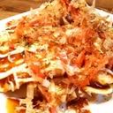 節約に!豆腐の天ぷら たこ焼き風