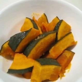 レンジで!かぼちゃのレモン煮