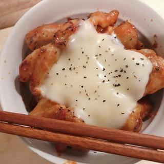 チーズタッカルビ丼