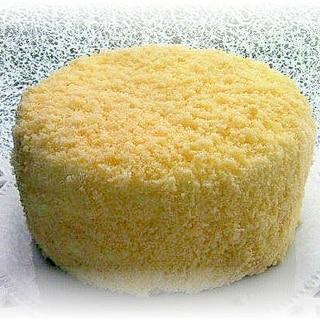 お手軽♪ドゥーブルフロマージュ風チーズケーキ