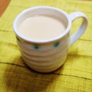 生姜チャイミルクティー