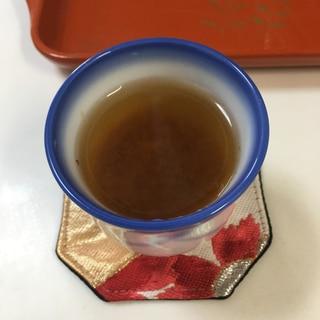 胃腸を元気に!梅醤番茶