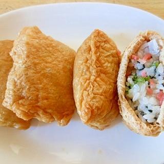 いなり寿司(胡麻・大葉・紅生姜)