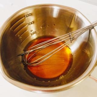 酢の物のタレ