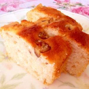 混ぜるだけ簡単♡甘酒ケーキ