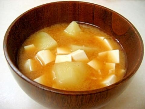 じゃがいも の 味噌汁 じゃがいもは下茹でが大事!美味しいじゃがいも入り味噌汁の作り方3選