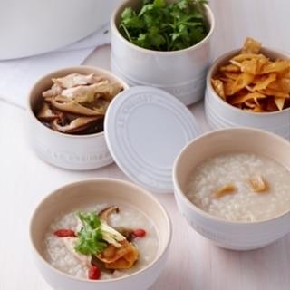 [ル・クルーゼ公式] 中華粥