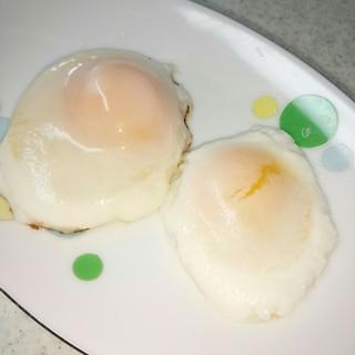 卵1個で2個出来るミニ目玉焼き☆
