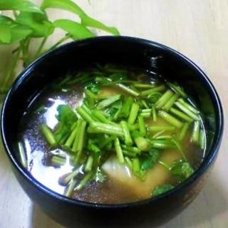 野菜たっぷり♡お雑煮←東北地方のお雑煮です