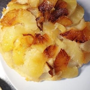 HMと缶詰だけ!炊飯器で超簡単☆パイナップルケーキ