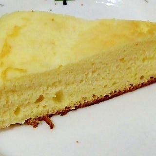 ホットケーキミックスとフライパンで簡単カステラ