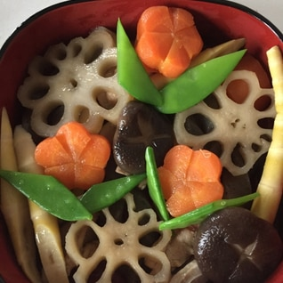 お食い初め用煮物レシピ♪