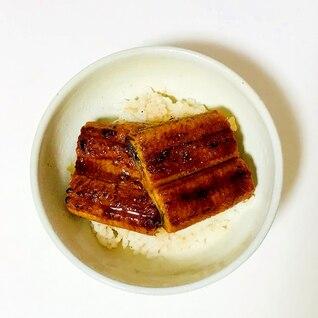 生姜風味のうな丼