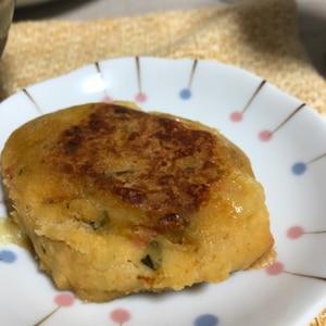 卯の花リメイク☆おからのチーズ焼き