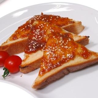 しらすチーズトースト