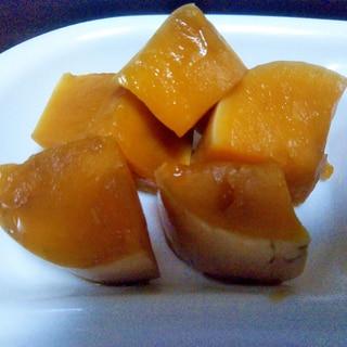 バターナッツかぼちゃのレンジ煮