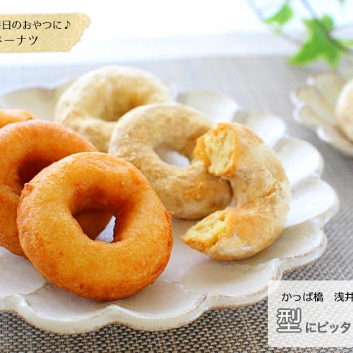 ドーナツ とうふ