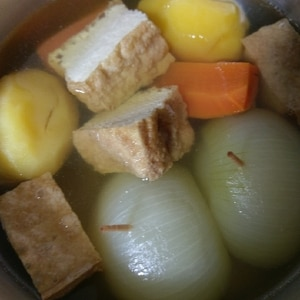 ほとんど野菜おでん♪