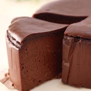 驚愕する程濃厚チョコチーズケーキ ホワイトデー