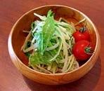 セロリとじゃがいもの明太サラダ