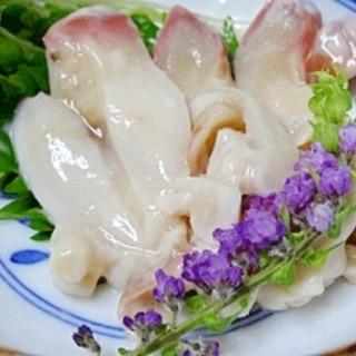食通のおつまみ☆ 「ホッキ粕漬け」