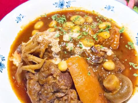 ☆★牛肉と豆のシチュー♪★☆