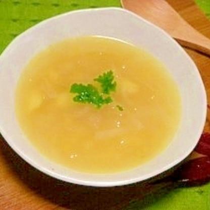 いつもと違う☆オニオンスープ