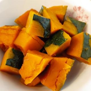 調味料ぜんぶ大さじ1☆簡単かぼちゃの煮物