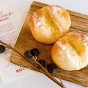 ジュガーバタートップパン♪