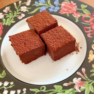 【ソイフード】豆腐生チョコ
