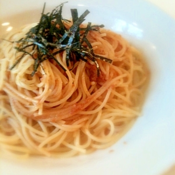 大人の☆たらこスパゲティー