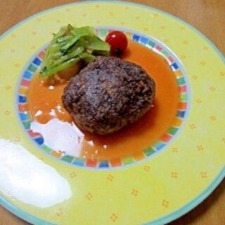 ハンバーグ・ステーキ 超本格的かつ伝統的
