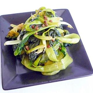ターツァイの中華風漬物 酸菜