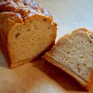 もっちりしっとり米粉のバナナパウンドケーキ
