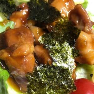照り焼きチキン丼 レシピ